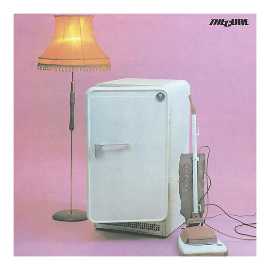 The Cure - Three Imaginary Boys - 180g Vinyl