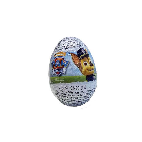 Zaini Paw Patrol Egg - 20g