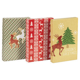 Christmas Shirt Gift Boxes - 3 pack