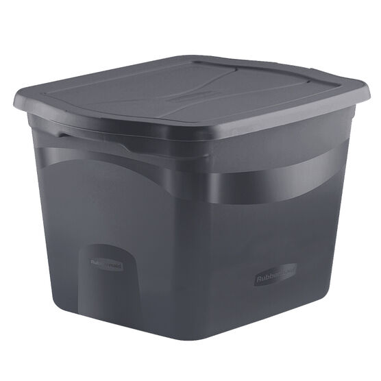 Rubbermaid Cleverstore Tote - 68L