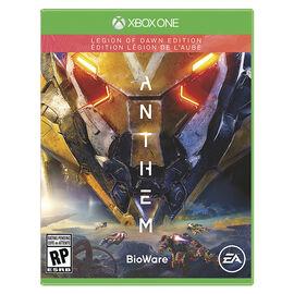 PRE ORDER: Xbox One Anthem - Legion of Dawn Edition