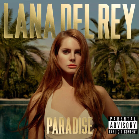 Lana Del Rey - Born To Die: The Paradise Edition - CD