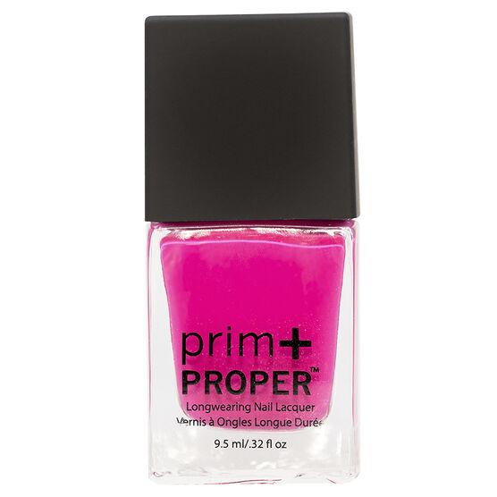 Prim + Proper Nail Lacquer - Oh Gina!