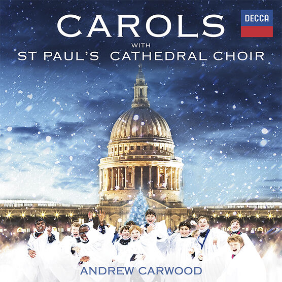 St. Paul's Cathedral Choir - Carols with St. Paul's Cathedral Choir - CD