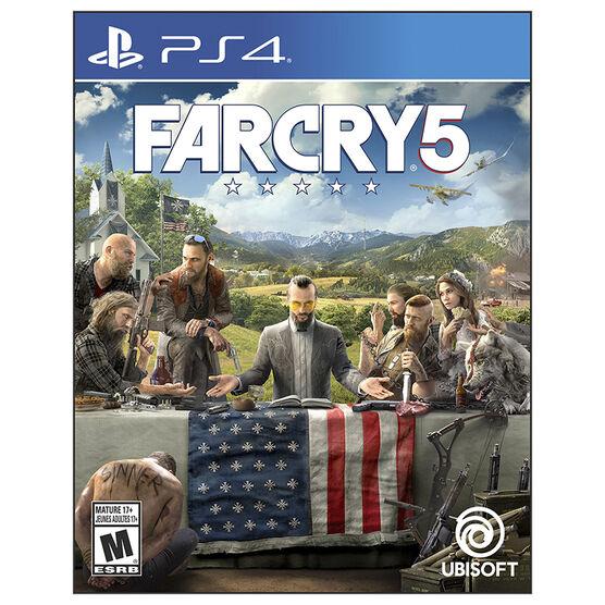 Pre Order: PS4 Far Cry 5