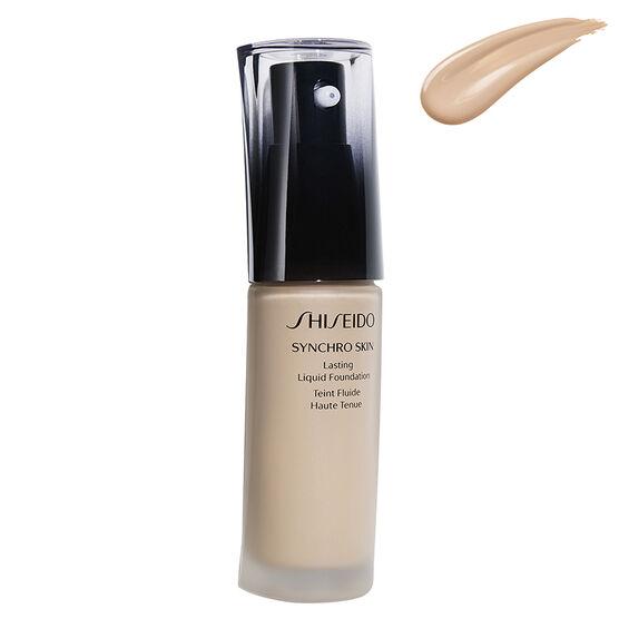 Shiseido Synchro Skin Lasting Liquid Foundation - R2 Rose 2