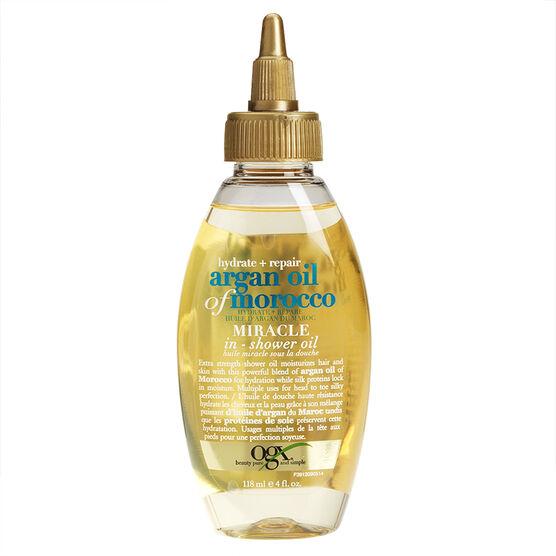 OGX Argan Oil of Morocco Miracle In-Shower Oil - 118ml