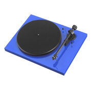 Pro-Ject Debut III Manual Turntable - Blue - PJ71658366