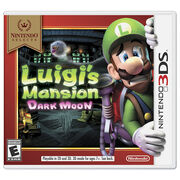 3DS Luigis Mansion - Dark Moon