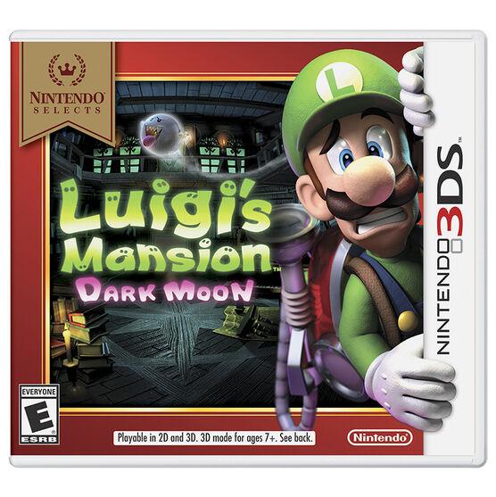 3DS Luigis Mansion - Dark Moon
