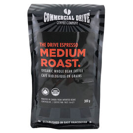 Commercial Drive Coffee - The Drive Espresso Roast- 300g