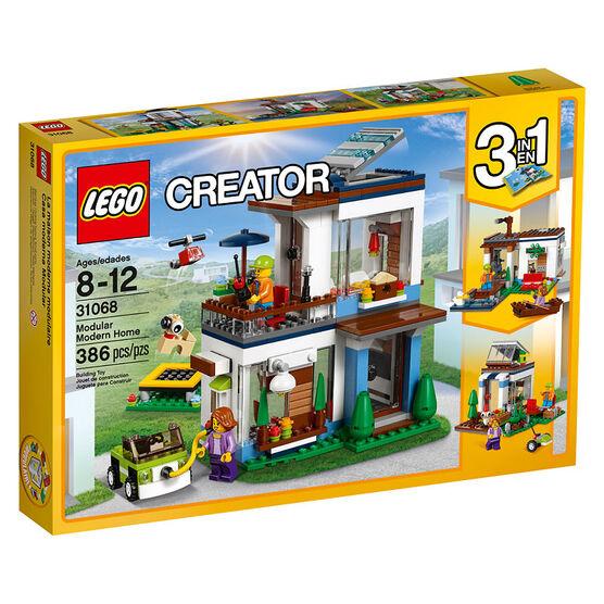 LEGO Creator 3in1 - Modular Modern Home