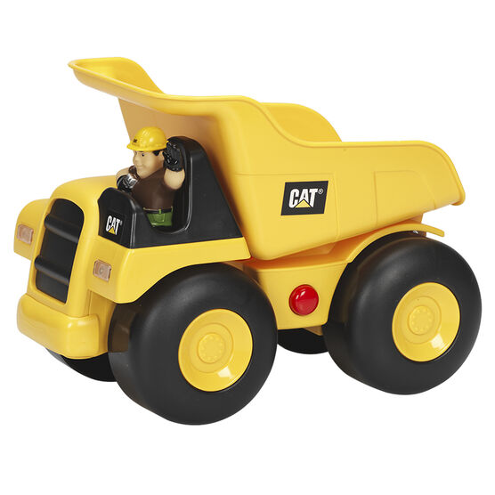 Cat Movin Rumbler with Figure - 11in