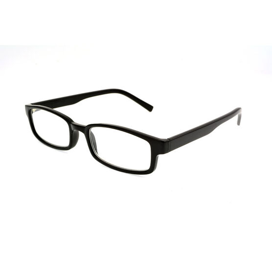 Foster Grant Carter Reading Glasses - Black - 1.50