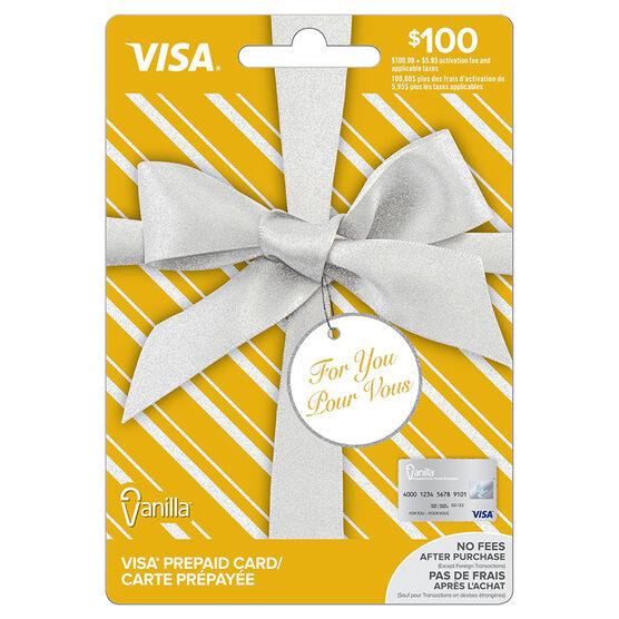 Vanilla visa gift card 100 london drugs vanilla visa gift card 100 negle Image collections