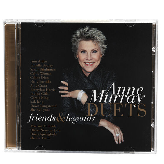 Anne Murray - Duets: Friends and Legends - CD