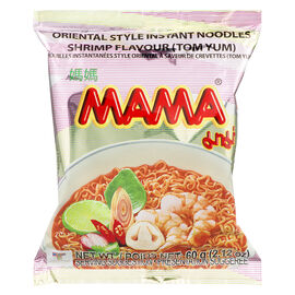 Mama Instant Noodles - Shrimp - 60g