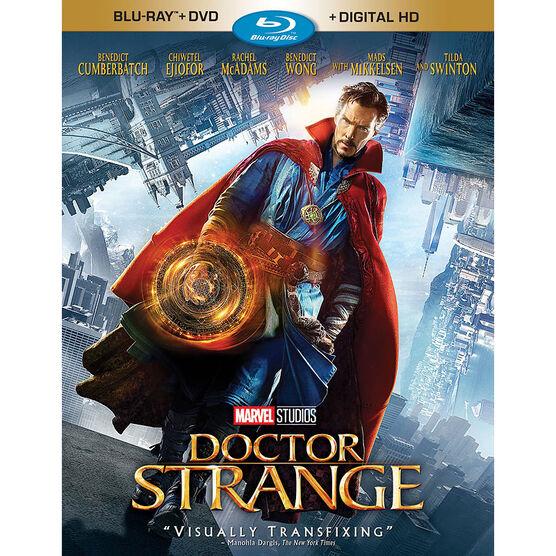 Doctor Strange - Blu-ray