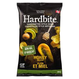 Hardbite Potato Chips - Honey Dijon - 128g