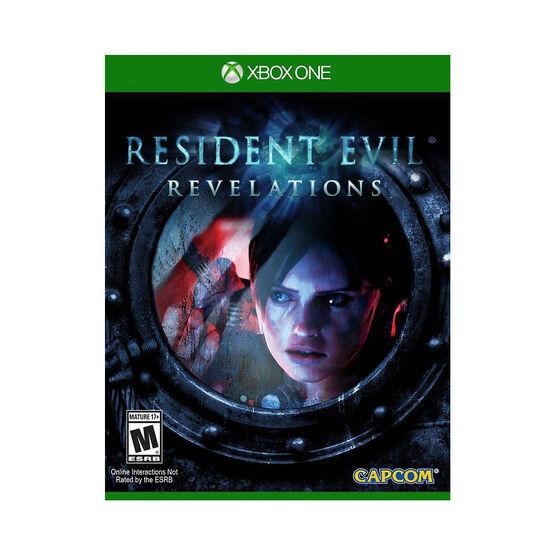 Xbox One Resident Evil Revelations