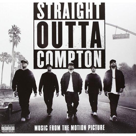 Soundtrack - Straight Outta Compton - 2 LP Vinyl
