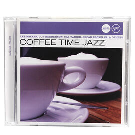 Various Artists - Coffee Time Jazz - CD
