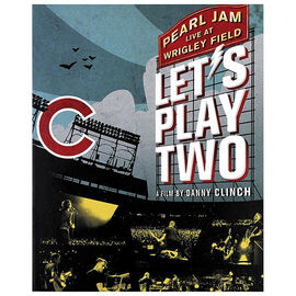 Pearl Jam Live at Wrigley Field: Let's Play Two - Blu-ray