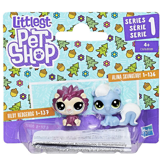 Littlest Pet Shop Mini - 2 pack