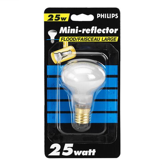 Philips 25W Mini Reflector Light Bulb