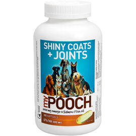 My Pooch Shiny Coats + Joints with 1000mg Omega-3 - 300s
