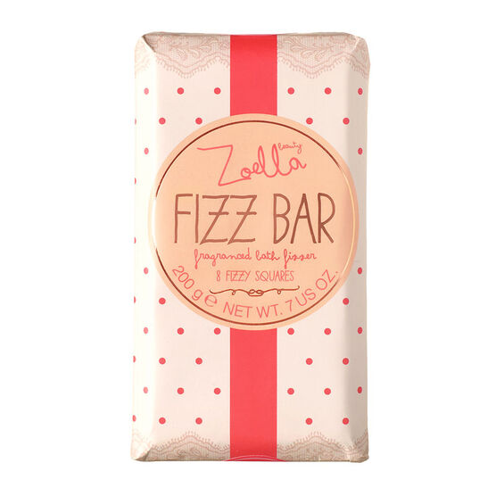 Zoella Beauty Fizz Bar Fragranced Bath Fizzer - 200g