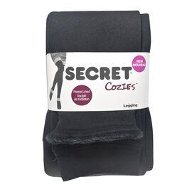 Secret Cozies Velvet Leggings - Assorted