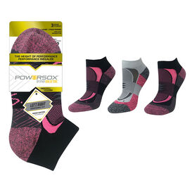 Powersox Low cut Socks - 3 pair