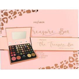 Profusion Chic Treasure Box - Pink and Gold