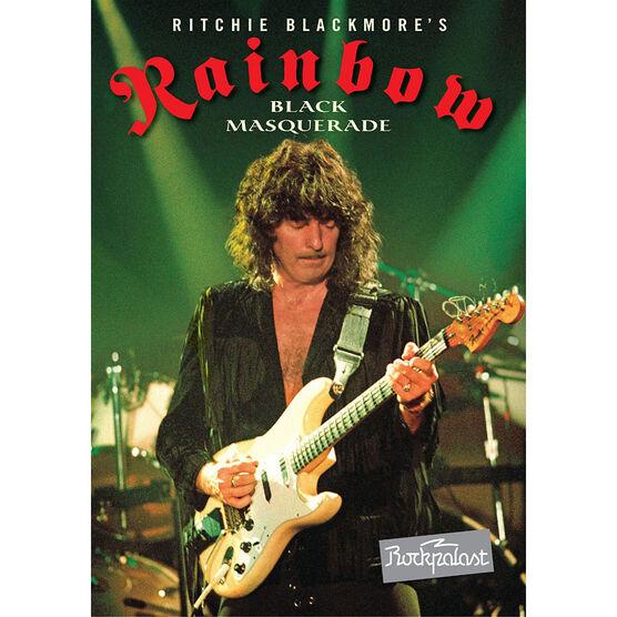 Ritchie Blackmore's Rainbow: Black Masquerade - DVD