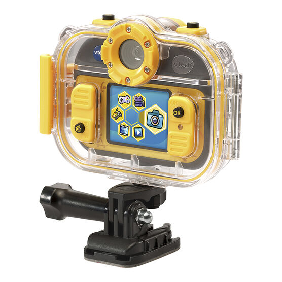 VTech Kidizoom Action Cam 180 - Yellow - 8050700