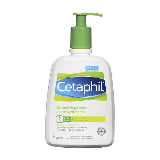 Cetaphil Moisturizing Lotion - 500ml