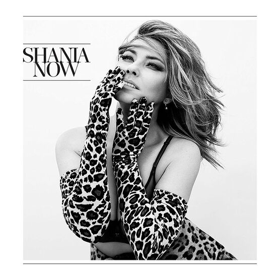 Shania Twain - Now (Deluxe Edition) - CD