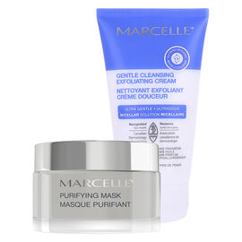Marcelle Purifying Kit - 2 piece