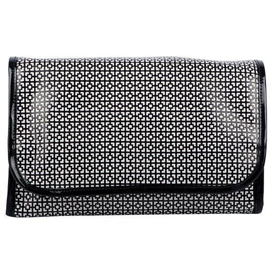 Modella Double Pocket Valet - Black & White - 61B7883RRLD