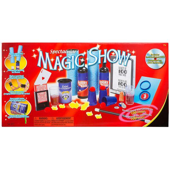 100 Trick Magic Show