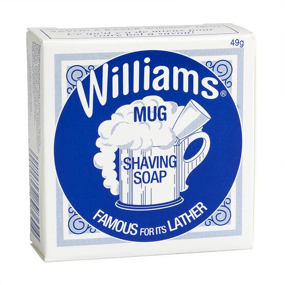 Williams Mug Shaving Soap