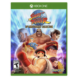 PRE ORDER: Xbox One Street Fighter 30th Anniversary Collection