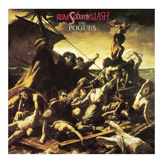 The Pogues - Rum, Sodomy and the Lash - Vinyl