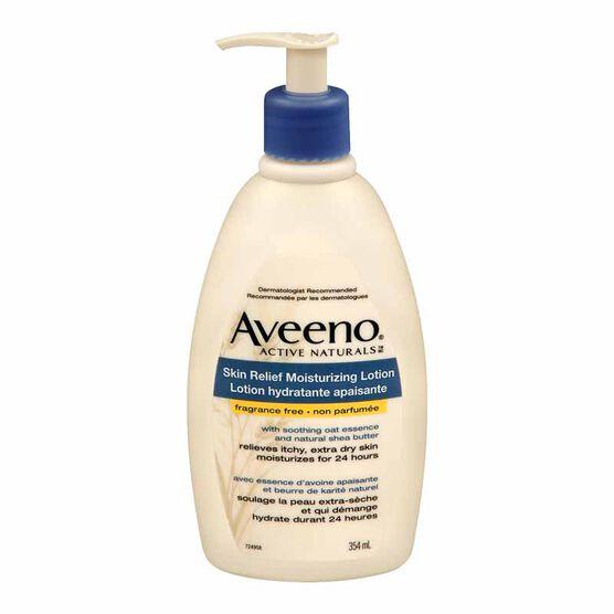 Aveeno Skin Relief Moisturizing Lotion - Fragrance Free - 354ml