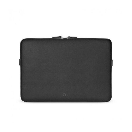 Tucano Velvet Second Skin Sleeve for MacBook Pro 13inch Retina - Black - BF-V-MBP13-BK