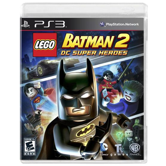LEGO Batman 2: DC Super Heros