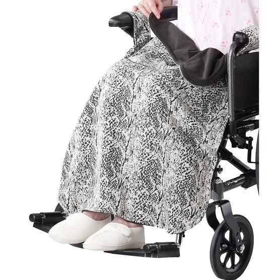 Silvert's Wheelchair Blanket - Off White