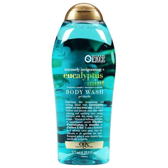 OGX Body Wash - Eucalyptus Mint - 577ml