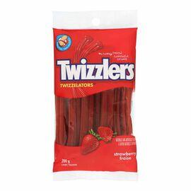 Twizzlers Twizzelators - Strawberry - 200g